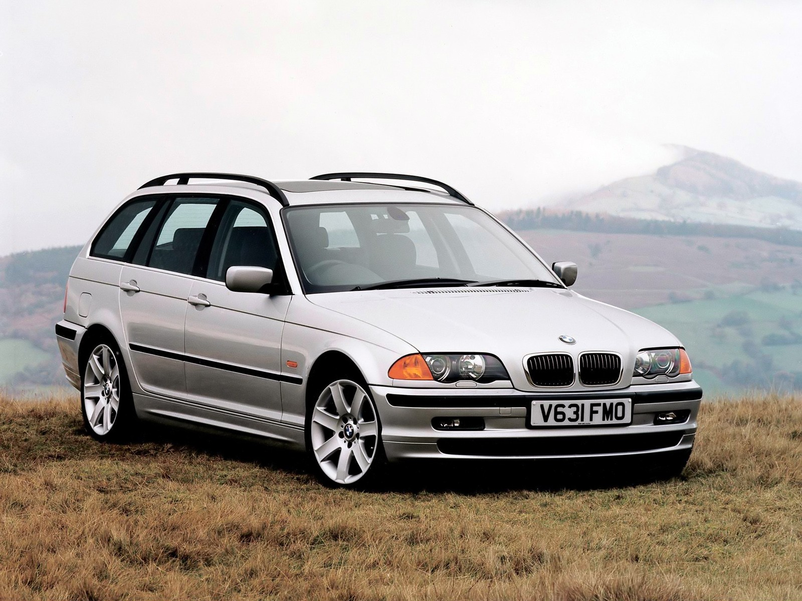 bmw 3 series touring e46 specs photos 1999 2000