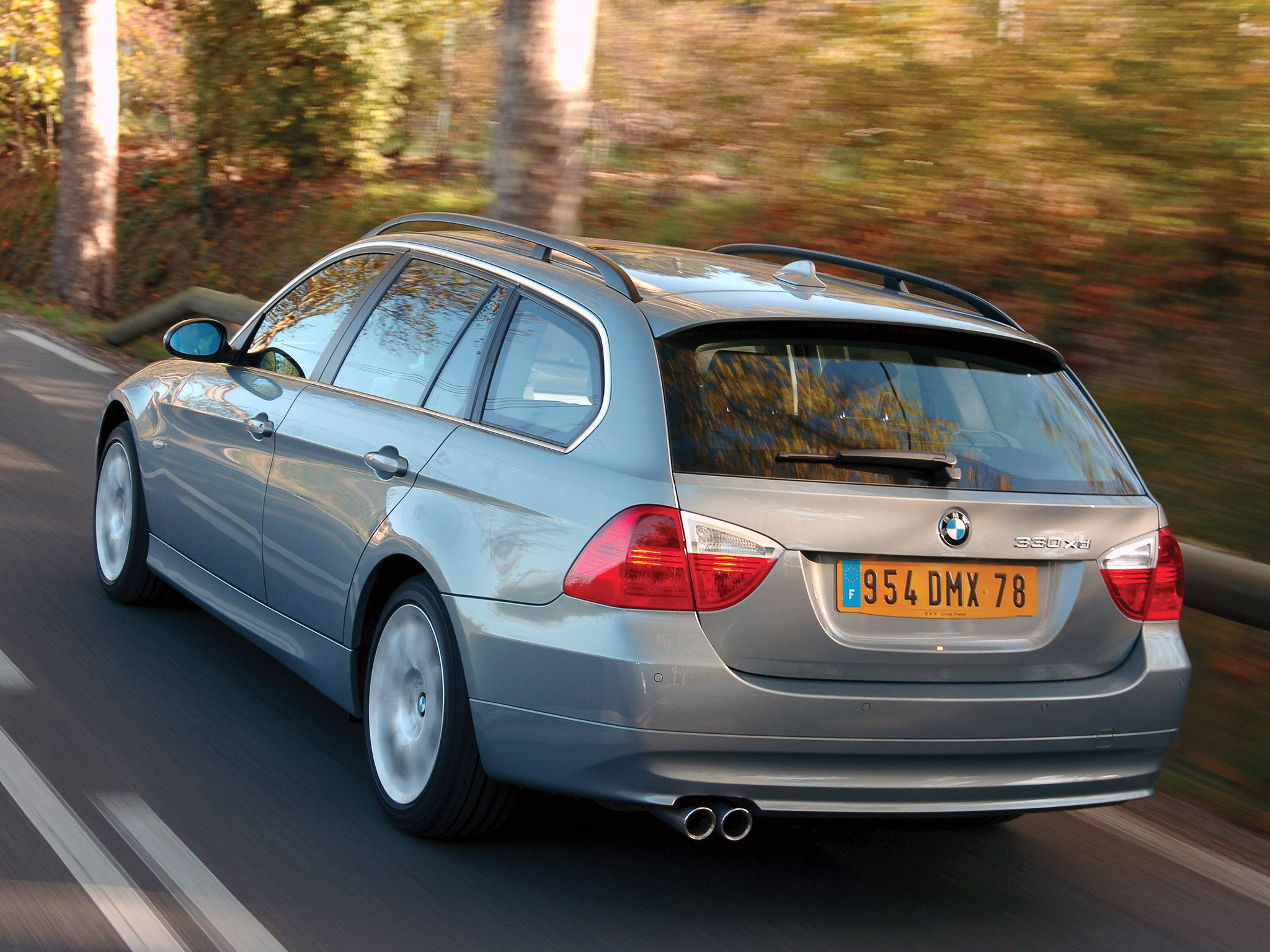 Bmw Series Touring E on Lightweight Engines
