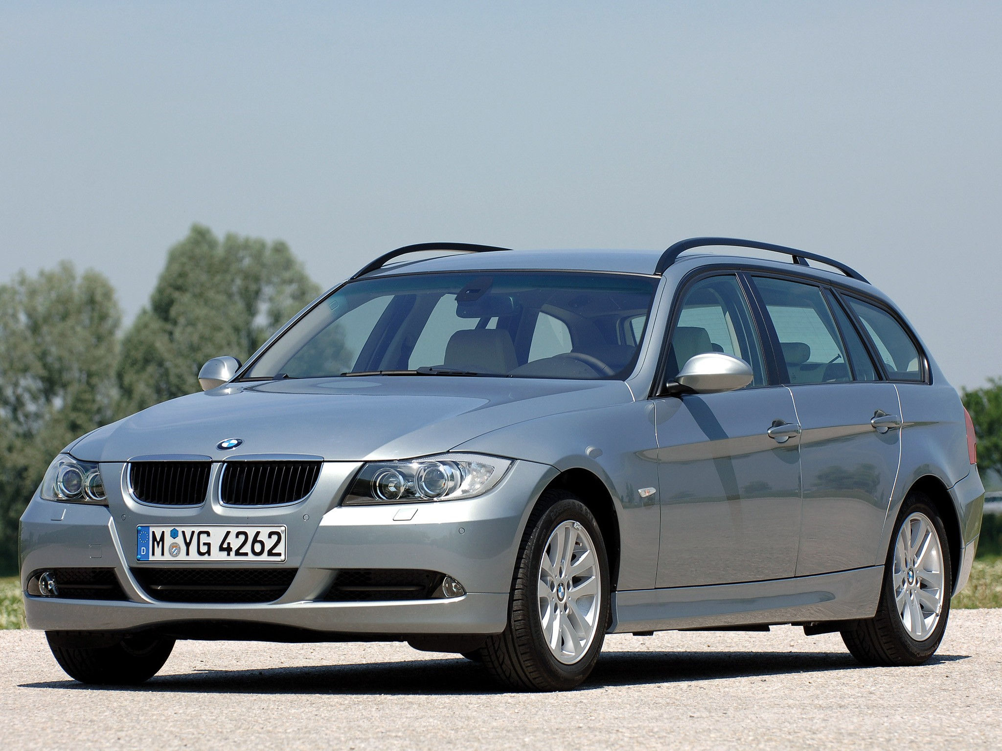 Bmw 3 Series Touring E91 Specs 2005 2006 2007 2008 Autoevolution