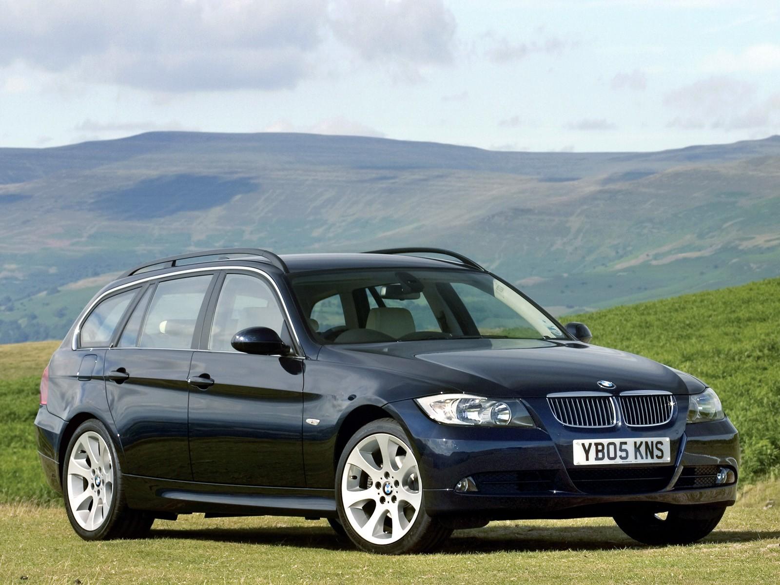 BMW 3 Series Touring (E91) specs & photos - 2005, 2006 ...