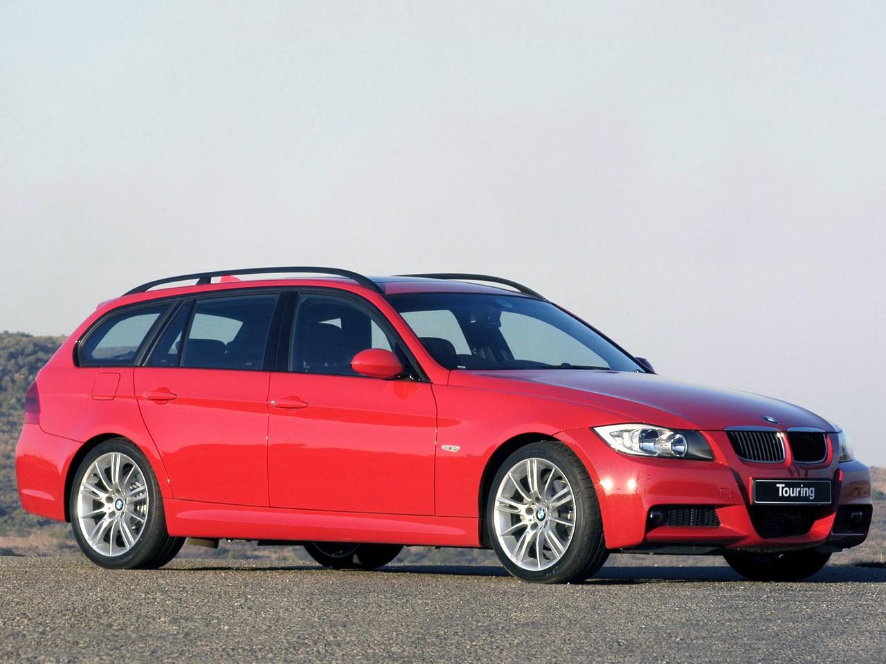 2005 Bmw 325xi >> BMW 3 Series Touring (E91) - 2005, 2006, 2007, 2008 ...