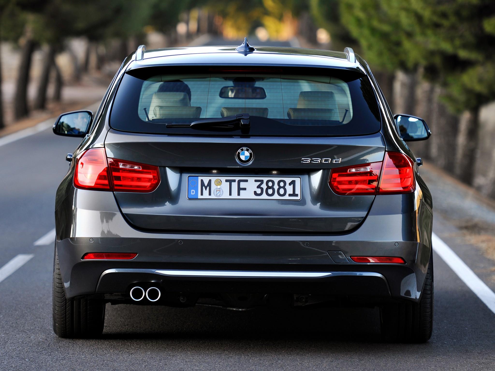 BMW 3 Series Touring (F31) specs & photos - 2012, 2013, 2014, 2015