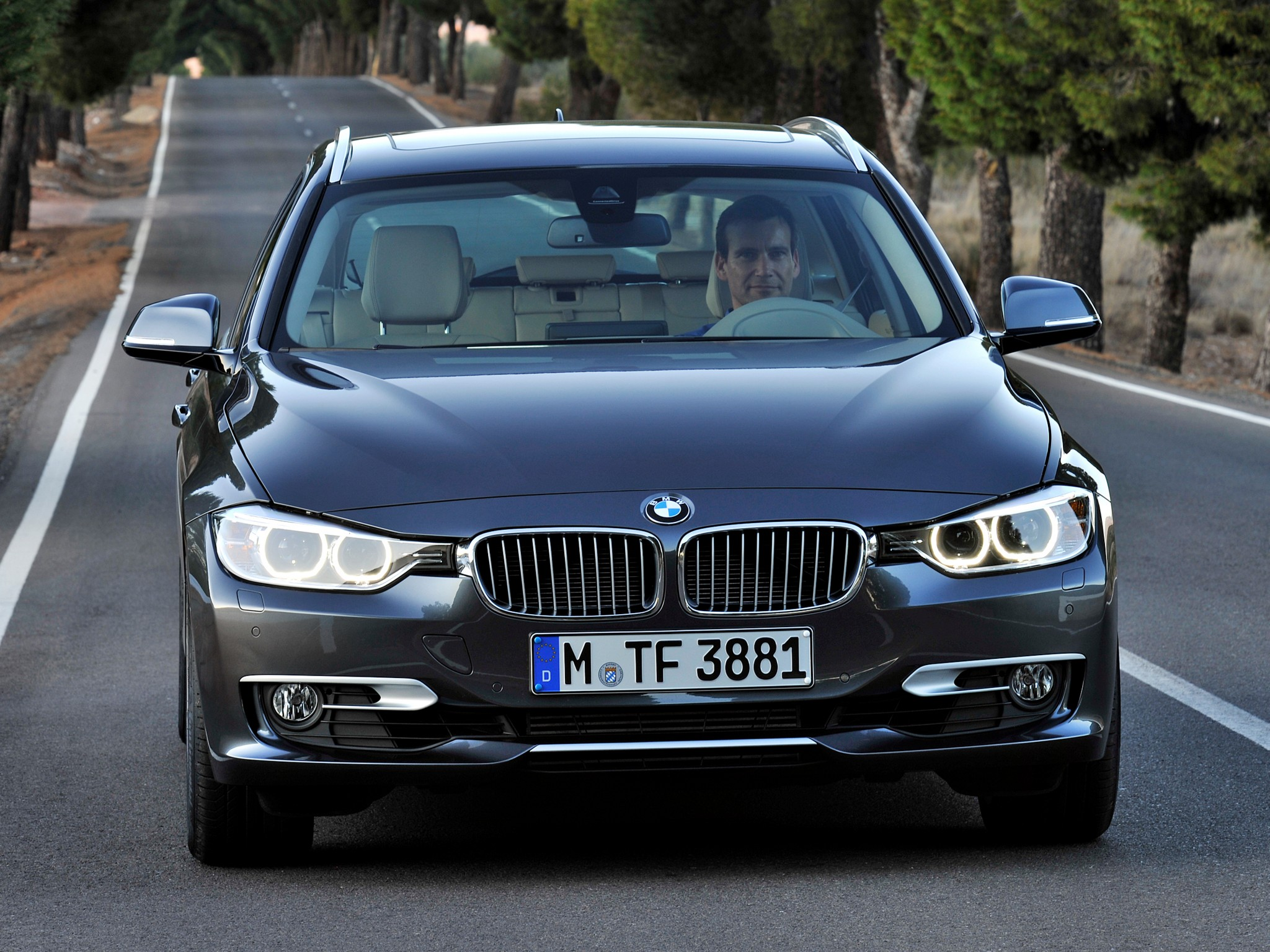 BMW 3 Series Touring (F31) specs & photos - 2012, 2013, 2014, 2015