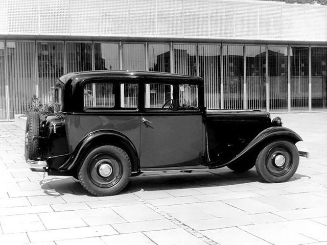BMW 303 specs - 1933, 1934 - autoevolution