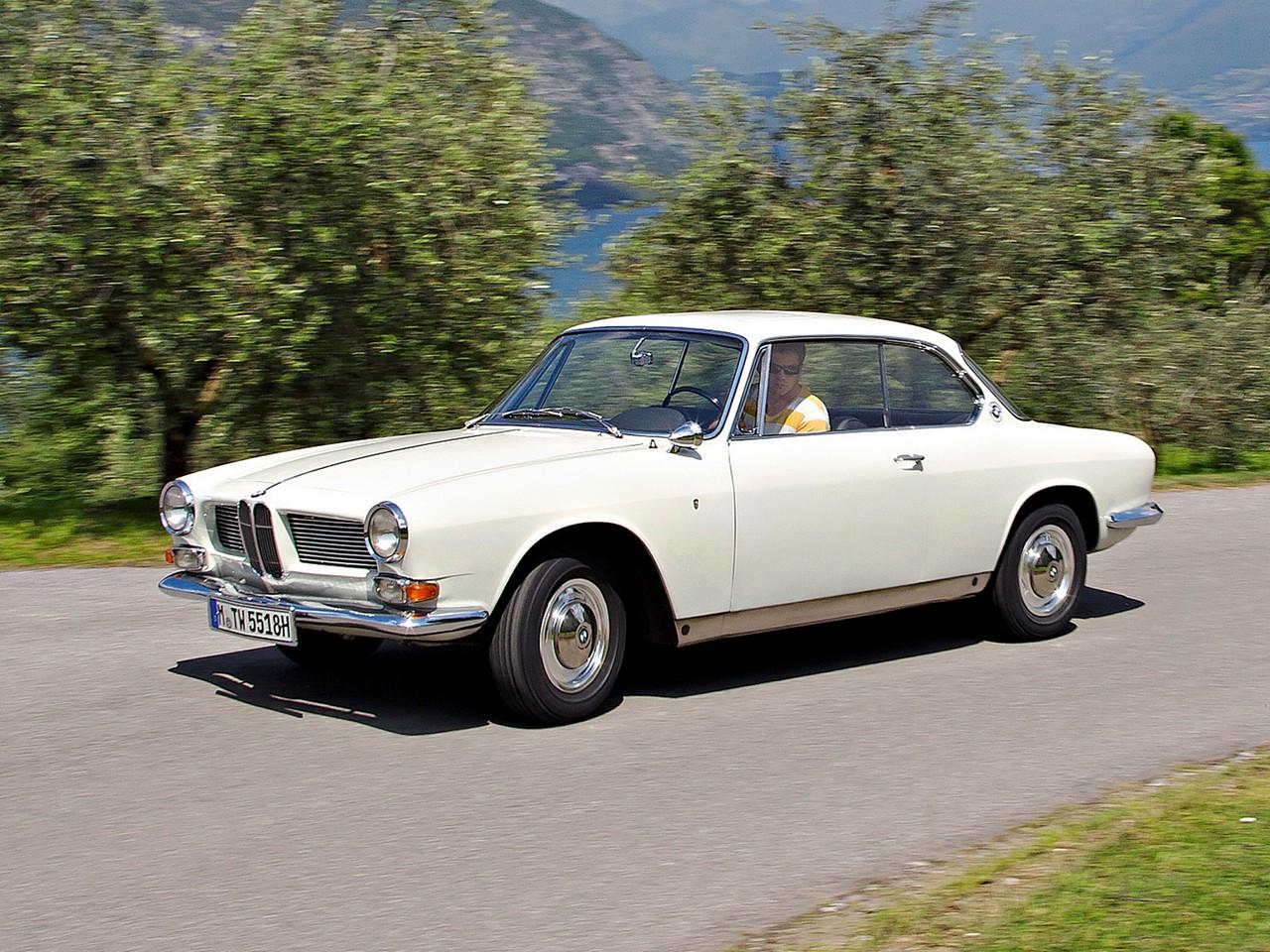 BMW 3200 Coupe CS specs - 1962, 1963, 1964, 1965 - autoevolution