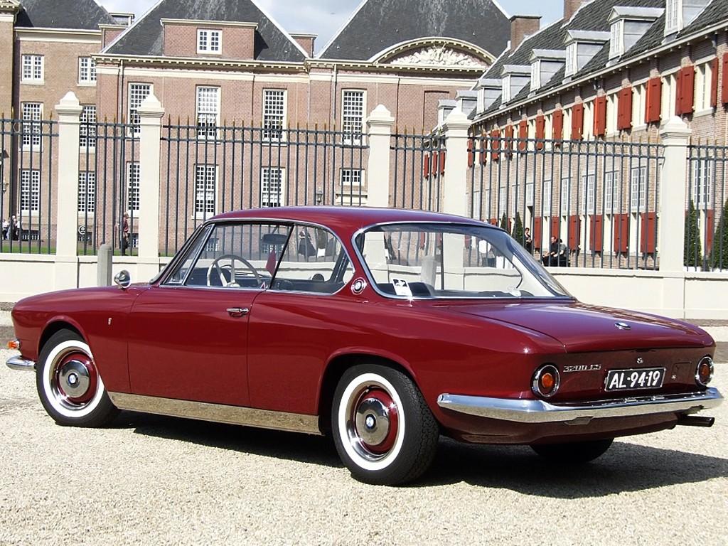 BMW 3200 Coupe CS specs & photos - 1962, 1963, 1964, 1965 ...