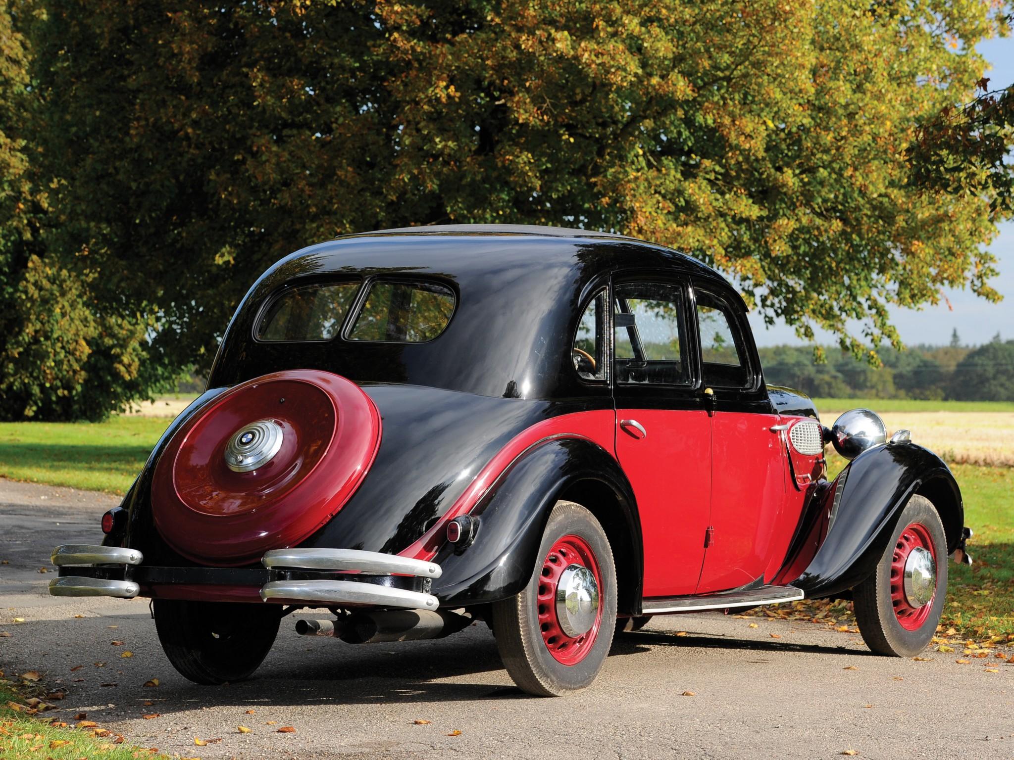 BMW 326 - 1936, 1937, 1938, 1939, 1940, 1941 - autoevolution