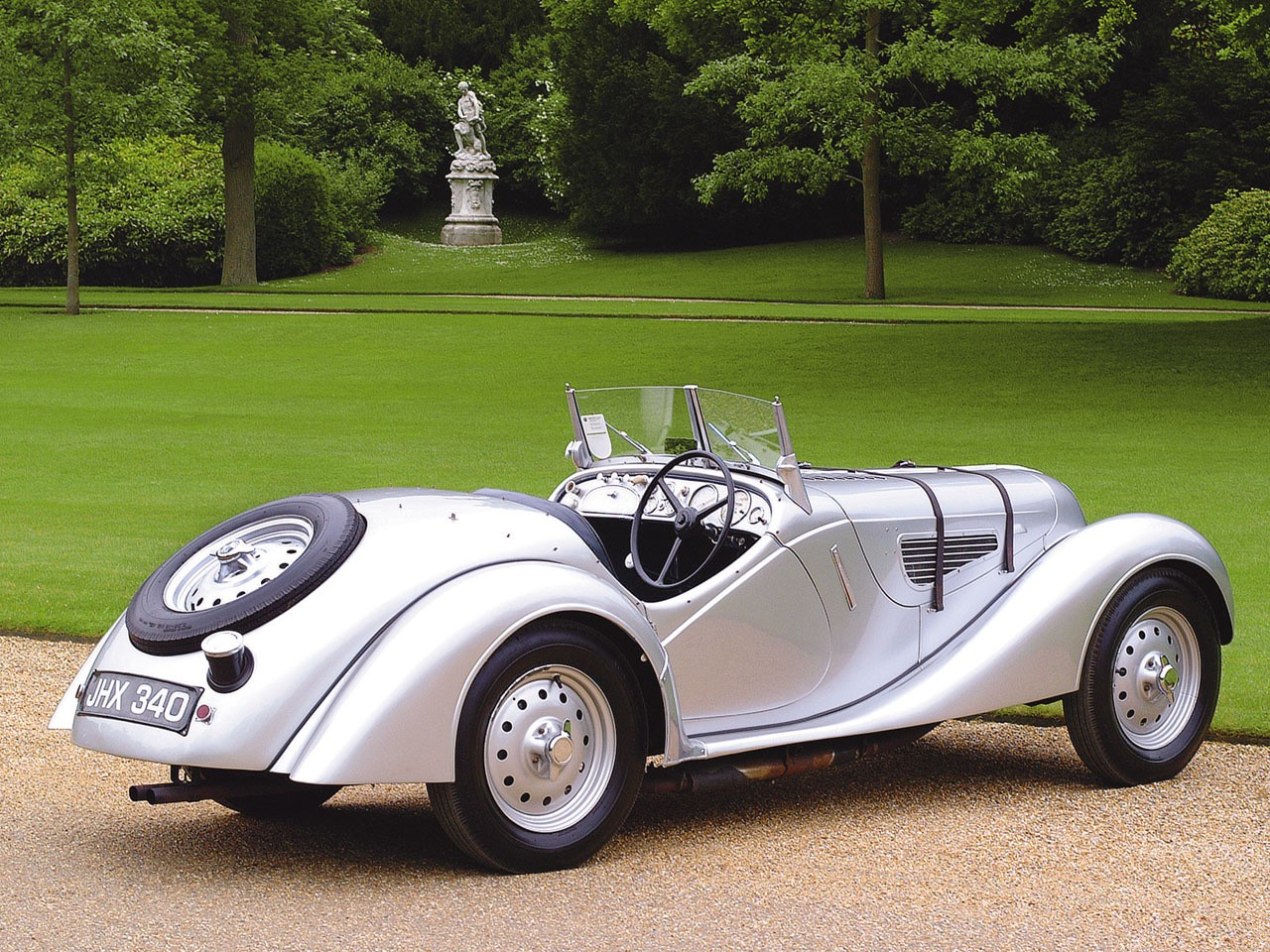 Bmw 328 1936 1937 1938 1939 Autoevolution