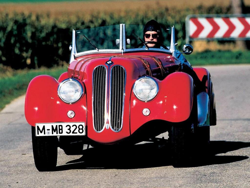 ... BMW 328 (1936 - 1939) ...