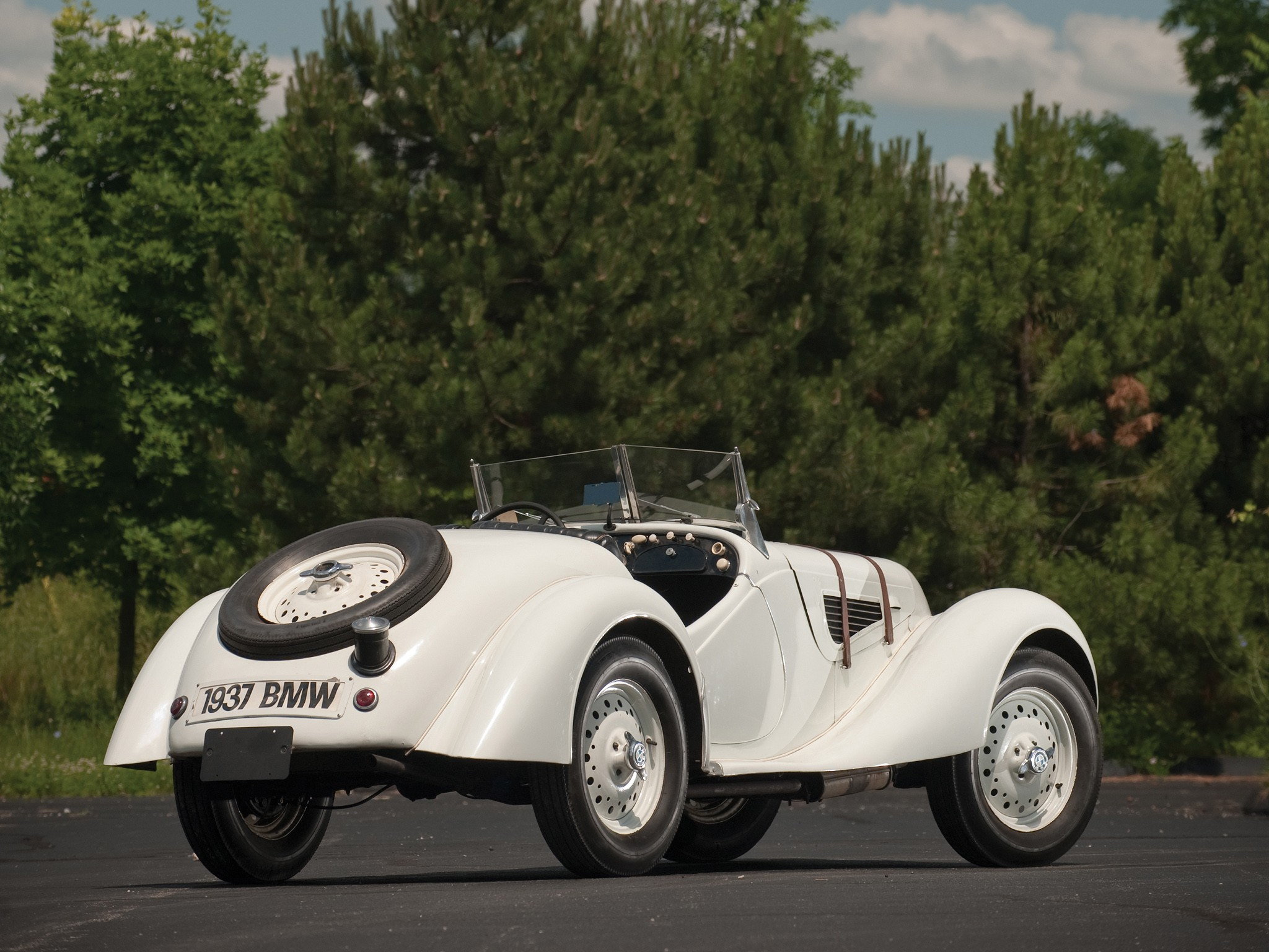 BMW 328 - 1936, 1937, 1938, 1939 - autoevolution