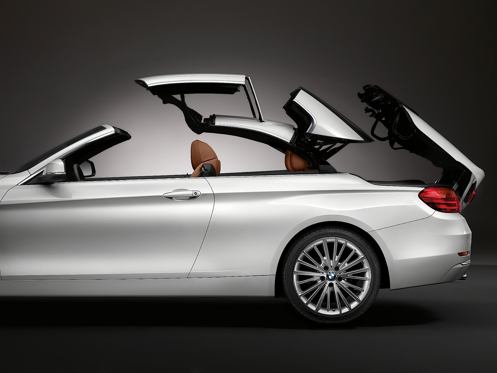 bmw 4 series cabrio 2014 2015 autoevolution. Black Bedroom Furniture Sets. Home Design Ideas