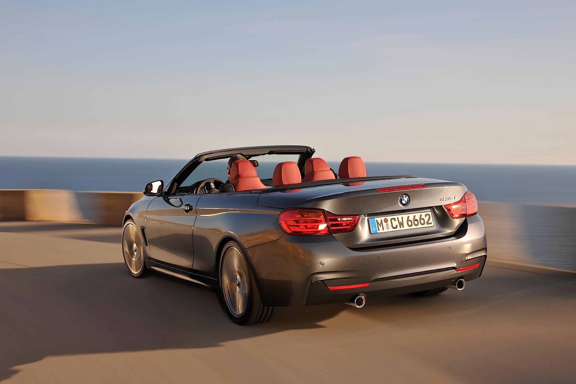 BMW 4 Series Cabrio specs & photos - 2014, 2015, 2016 ...
