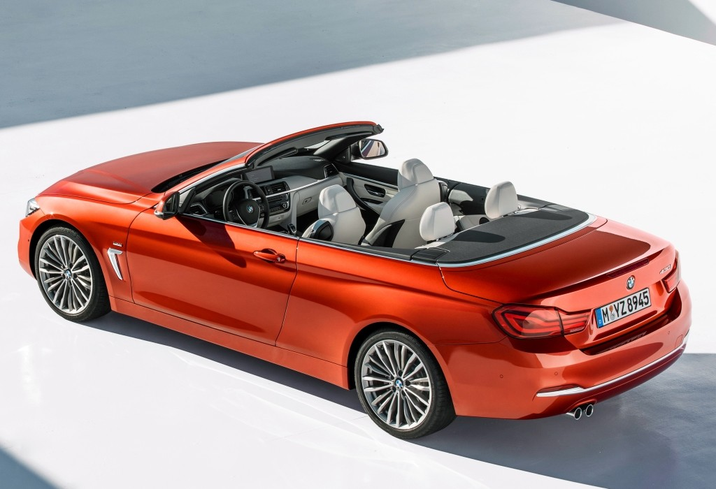 BMW 4 Series Cabrio specs - 2018 - autoevolution