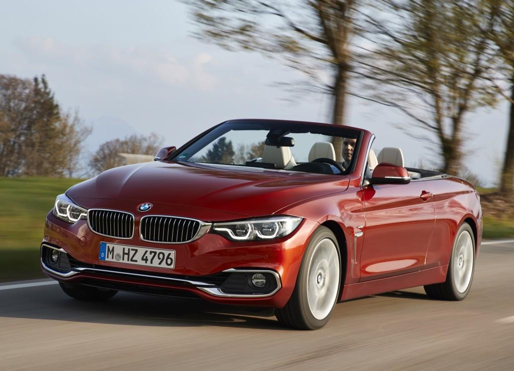 BMW 4 Series Cabrio specs & photos - 2018, 2019, 2020 ...