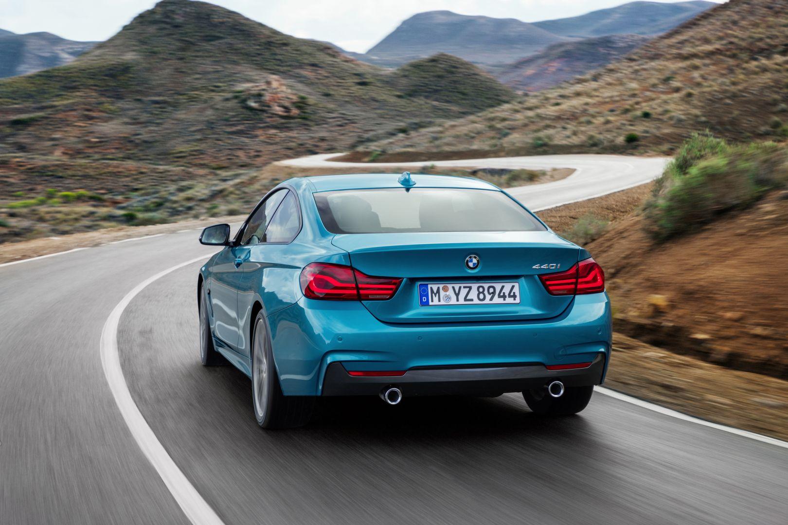 BMW 4 Series Coupe (F32) specs & photos - 2018, 2019, 2020 ...