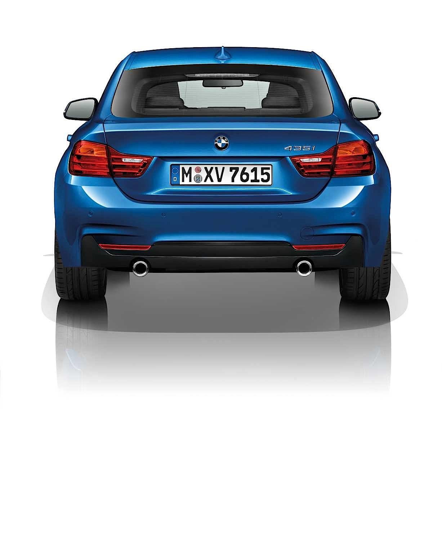 BMW 4 Series Gran Coupe Specs & Photos