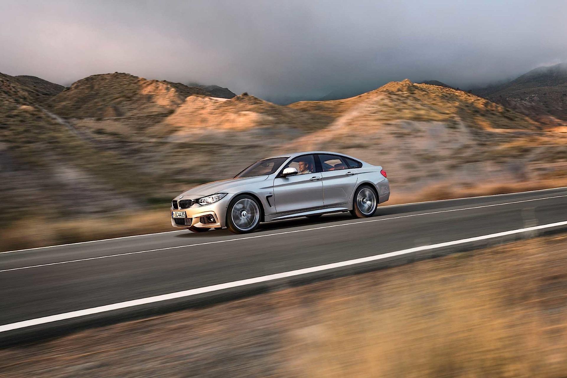 BMW Gran Coupe  № 1096995 загрузить