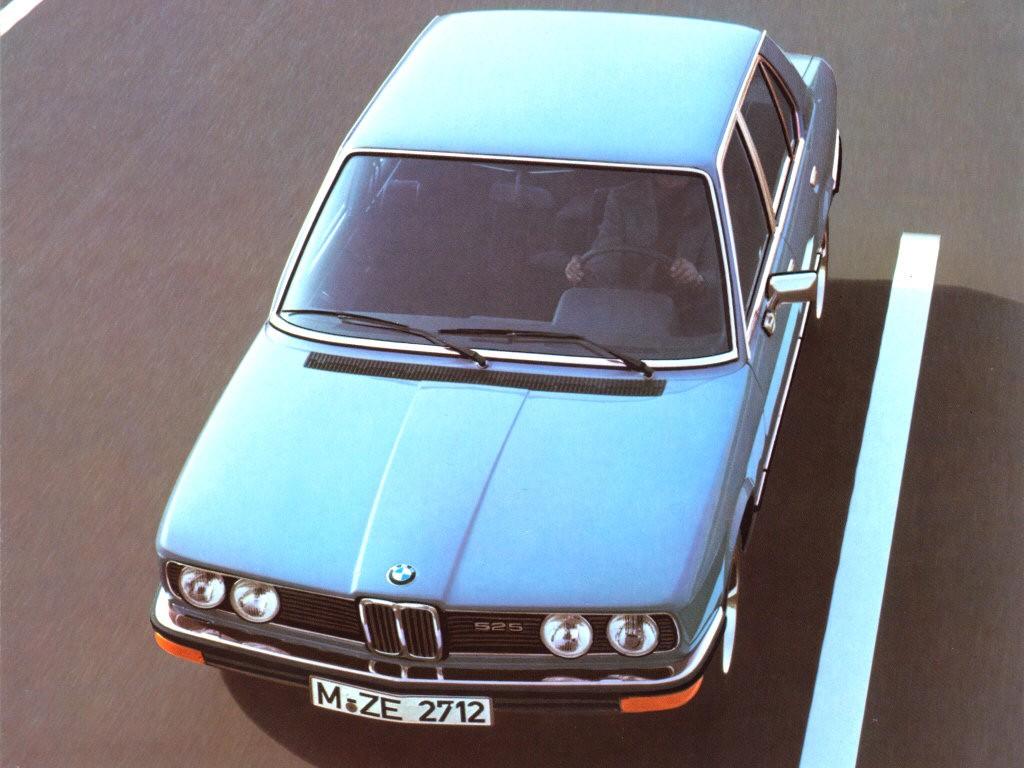 Bmw 5 Series E12 Specs Photos 1972 1973 1974 1975 1976 1981