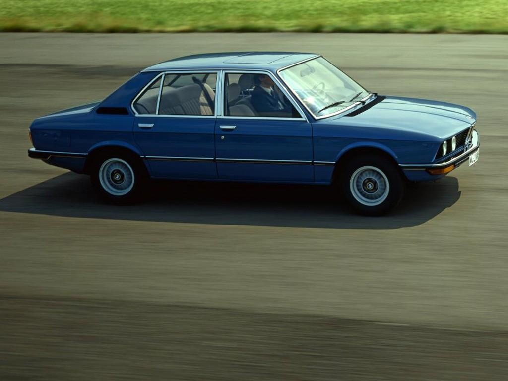 Bmw 5 Series E12 Specs 1972 1973 1974 1975 1976