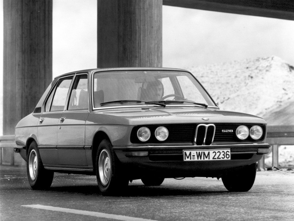 BMW 5 Series (E12) specs - 1972, 1973, 1974, 1975, 1976 ...