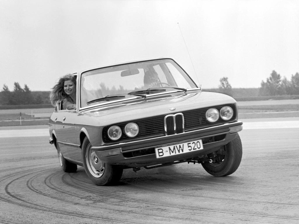 BMW 5 Series (E12) specs - 1972, 1973, 1974, 1975, 1976, 1977, 1978, 1979, 1980, 1981 ...