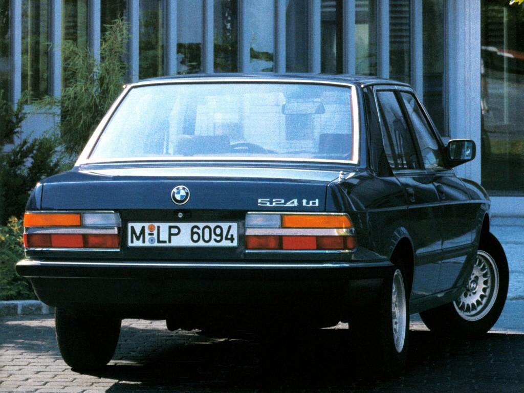BMW 5 Series 1983 bmw 5 series BMW 5 Series (E28) specs - 1981, 1982, 1983, 1984, 1985, 1986 ...