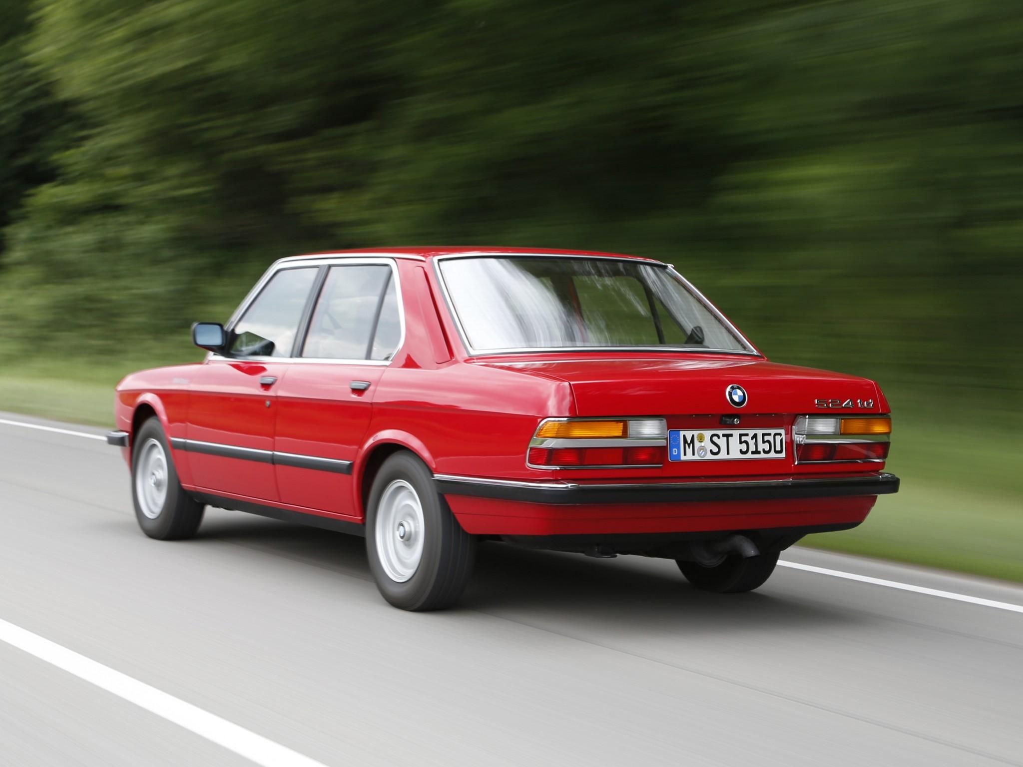 BMW 5 Series (E28) specs - 1981, 1982, 1983, 1984, 1985, 1986, 1987 ...