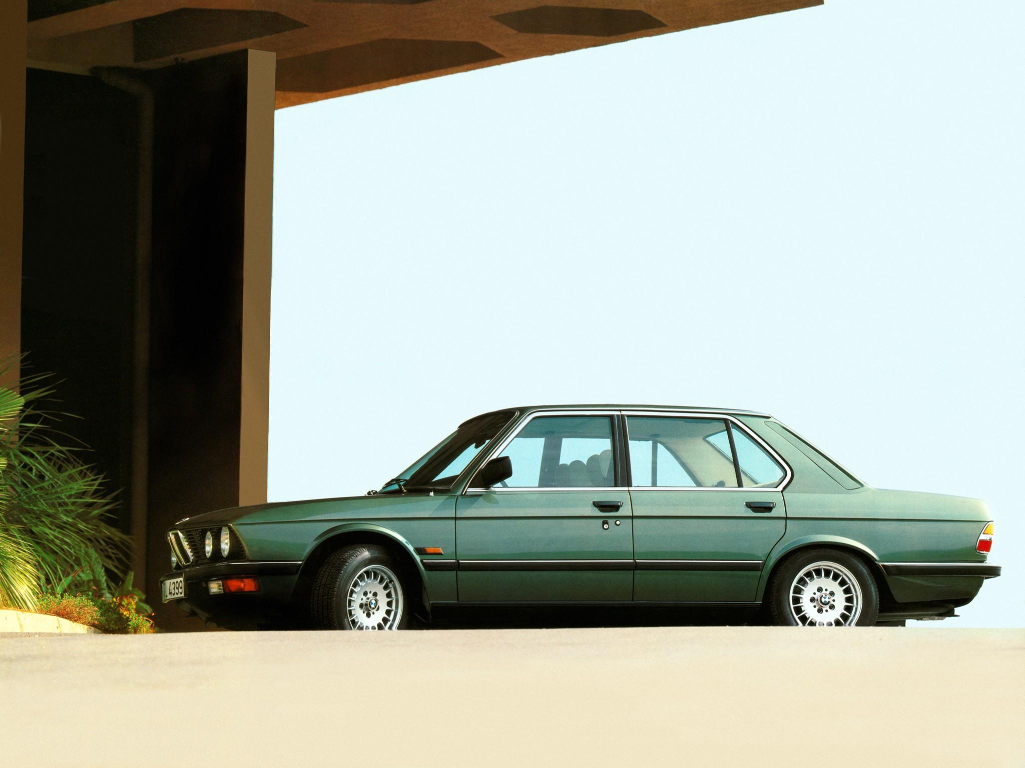 Bmw 5 Series E28 Specs 1981 1982 1983 1984 1985