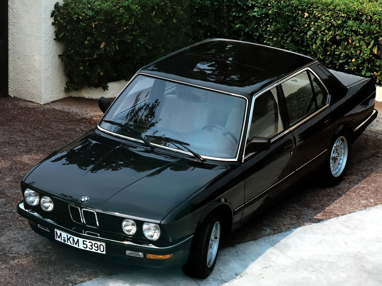 1986 bmw 5 series