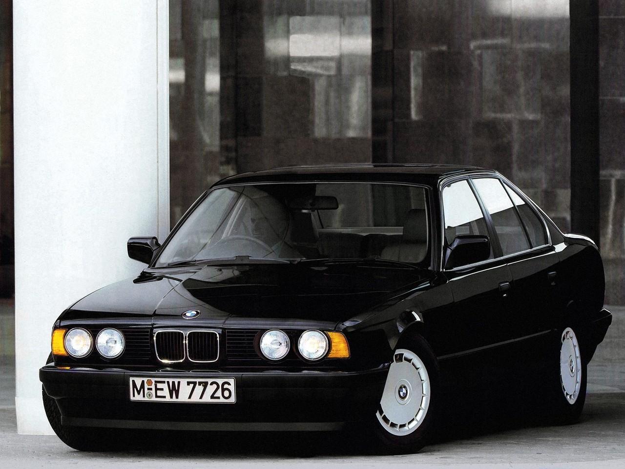 1995 BMW 525I >> BMW 5 Series (E34) - 1988, 1989, 1990, 1991, 1992, 1993 ...