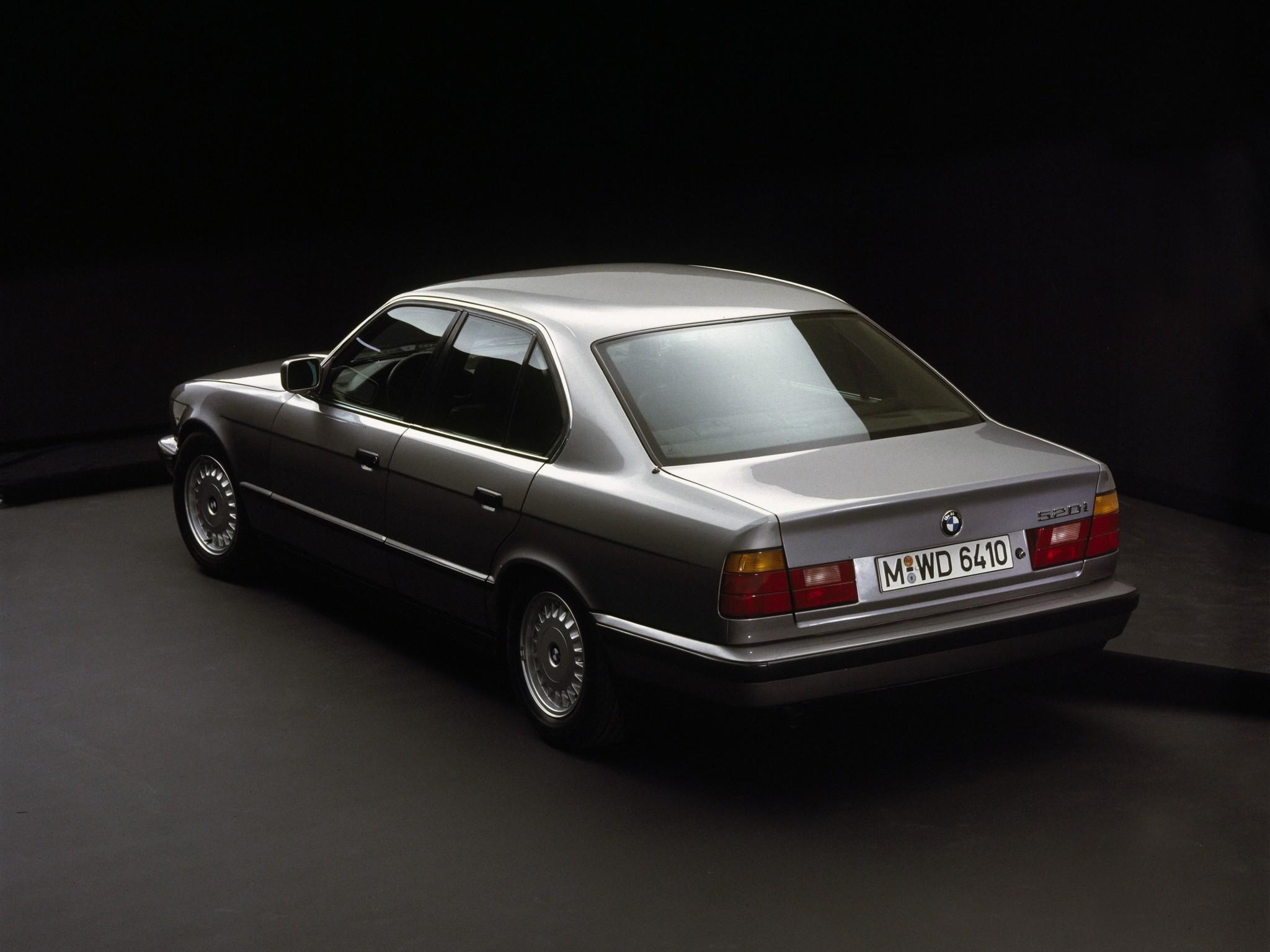 Bmw 5 Series  E34  Specs  U0026 Photos - 1988  1989  1990  1991  1992  1993  1994  1995