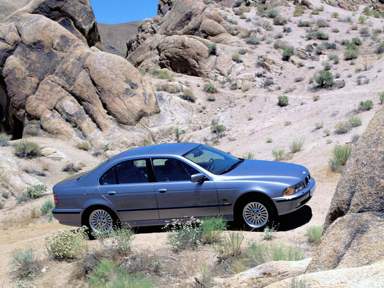 ... BMW 5 Series (E39) (1995 - 2000) ...