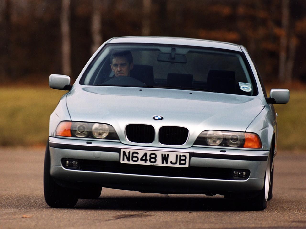 Bmw 5 Series E39 1995 2000