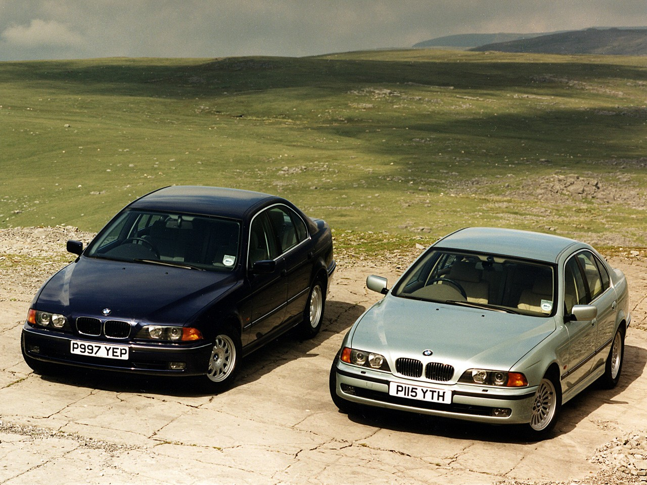 Bmw 5 Series E39 Specs 1995 1996 1997 1998 1999