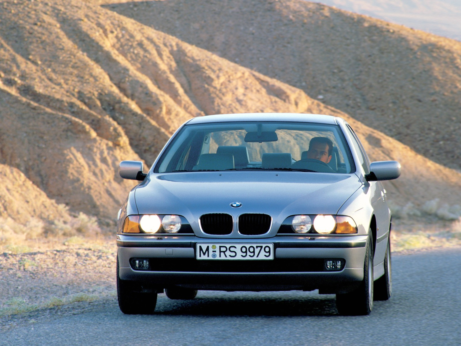 Bmw 5 Series E39 1995 1996 1997 1998 1999 2000