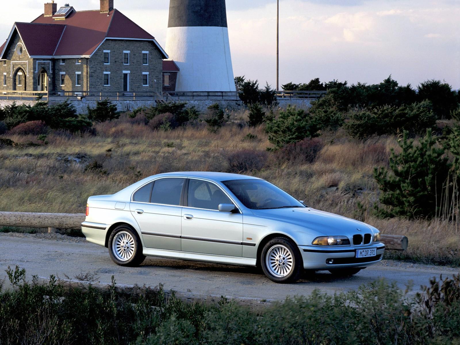 BMW 5 Series E39 specs  1995 1996 1997 1998 1999 2000