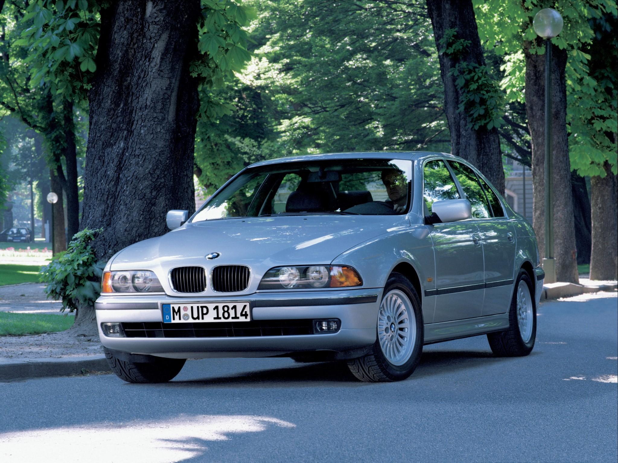 Bmw 5 Series  E39  - 1995  1996  1997  1998  1999  2000