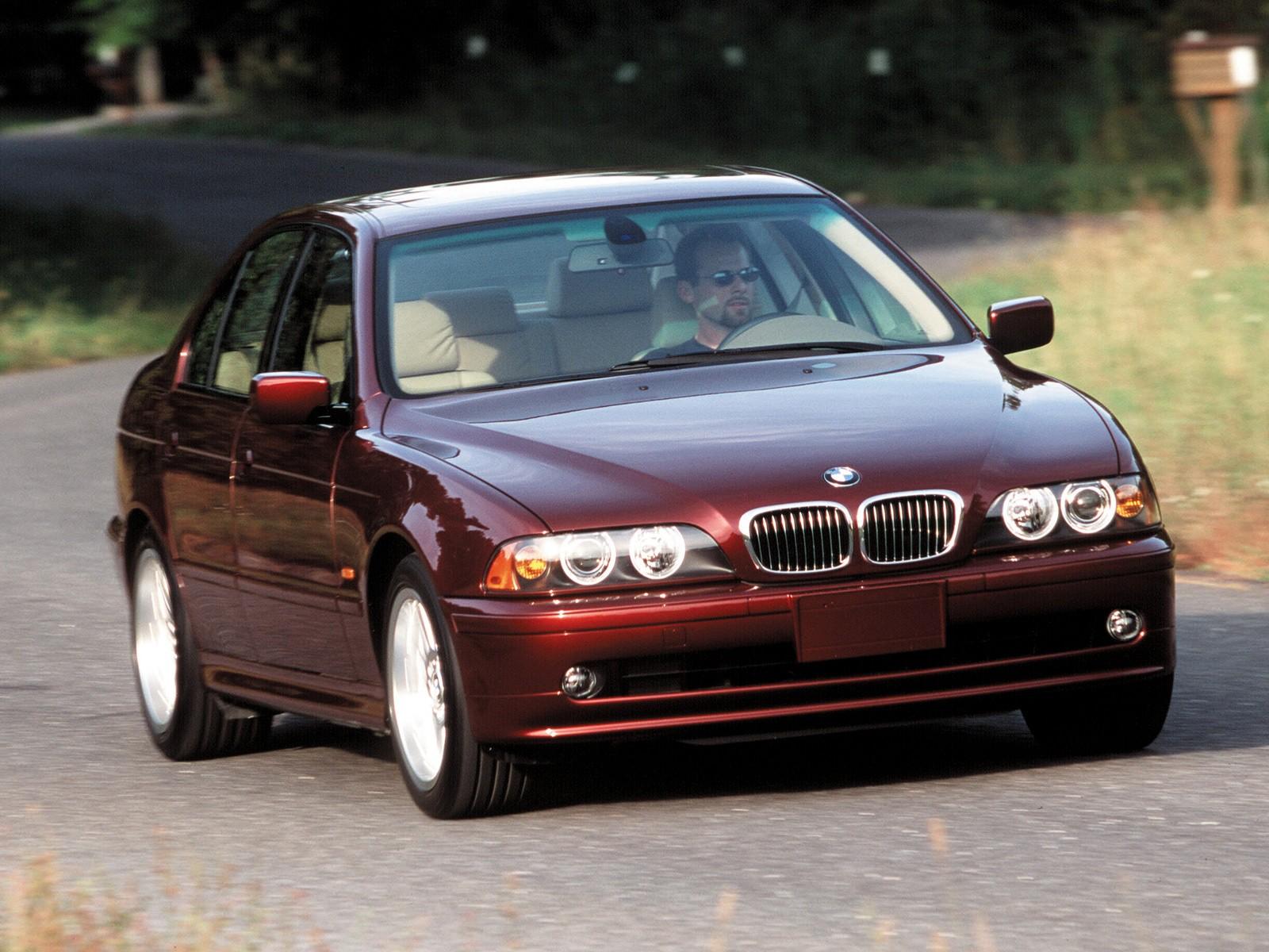 Bmw 5 Series  E39  - 2000  2001  2002  2003