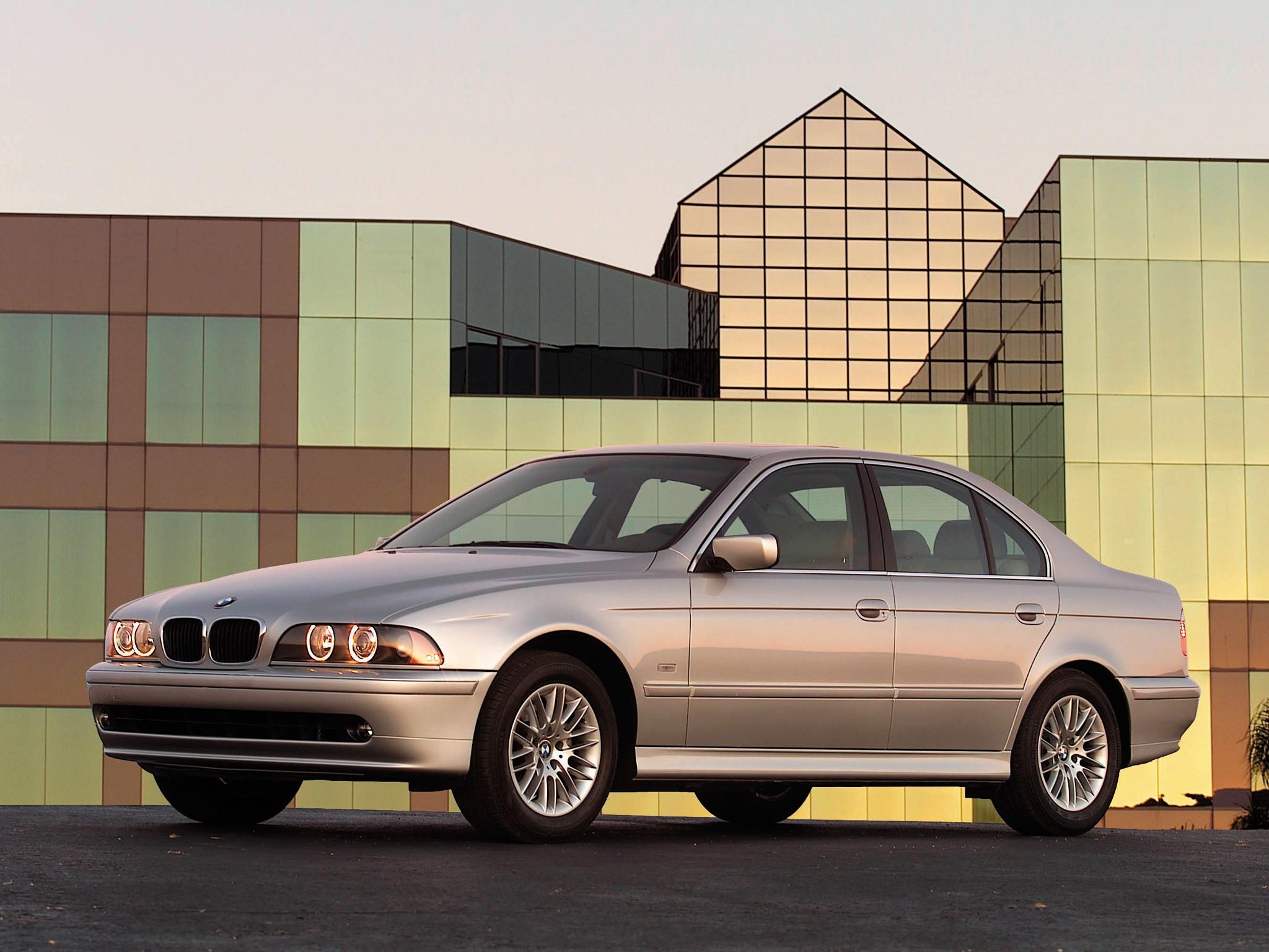 bmw e39 2000 series 530i 2003 sedan 523i srebrna 1996 1995 limousine 5er tapety restyling cars 2002 2001 eksterior autoevolution