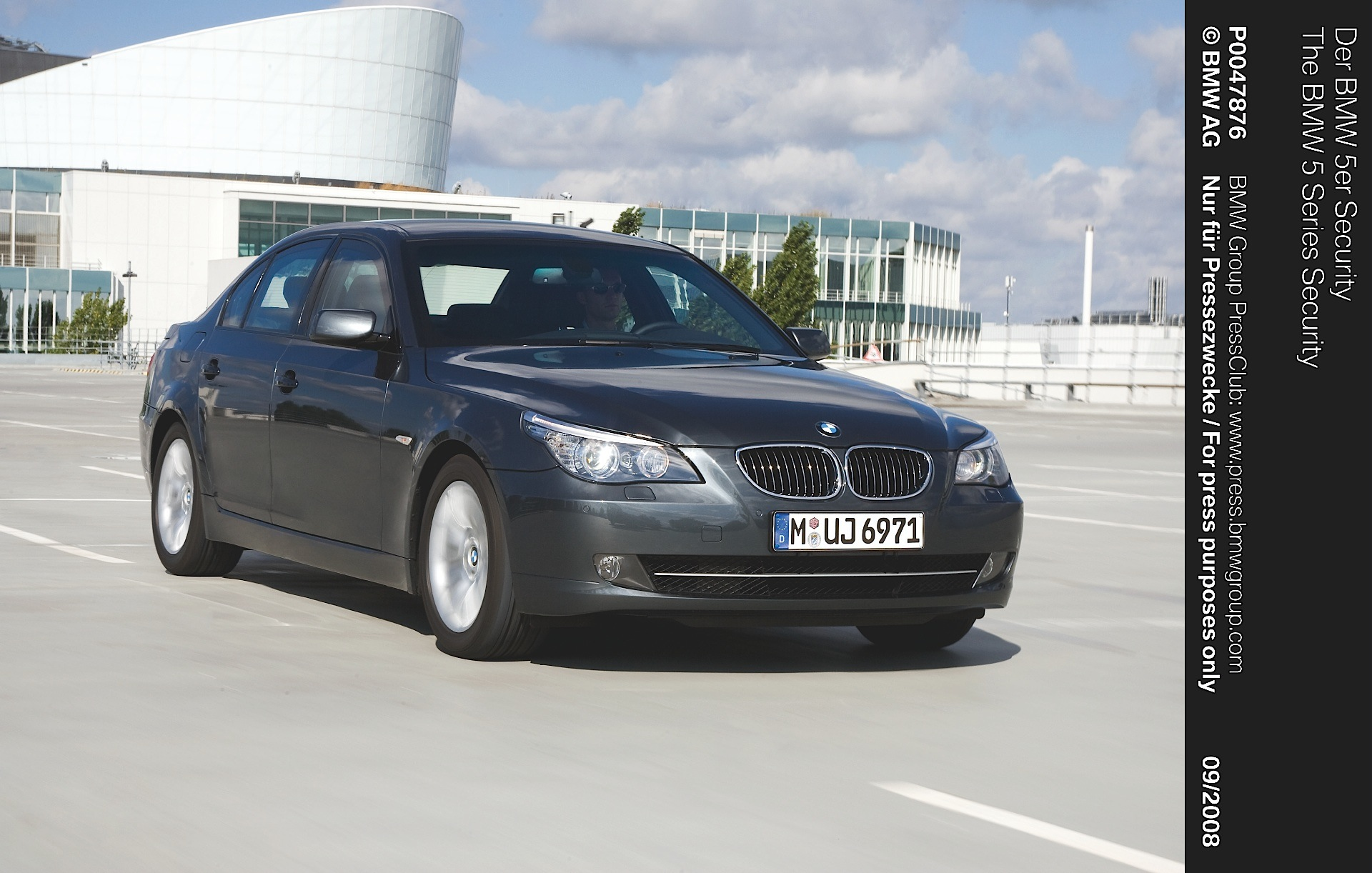 bmw 5 series e60 2007 2008 2009 autoevolution. Black Bedroom Furniture Sets. Home Design Ideas