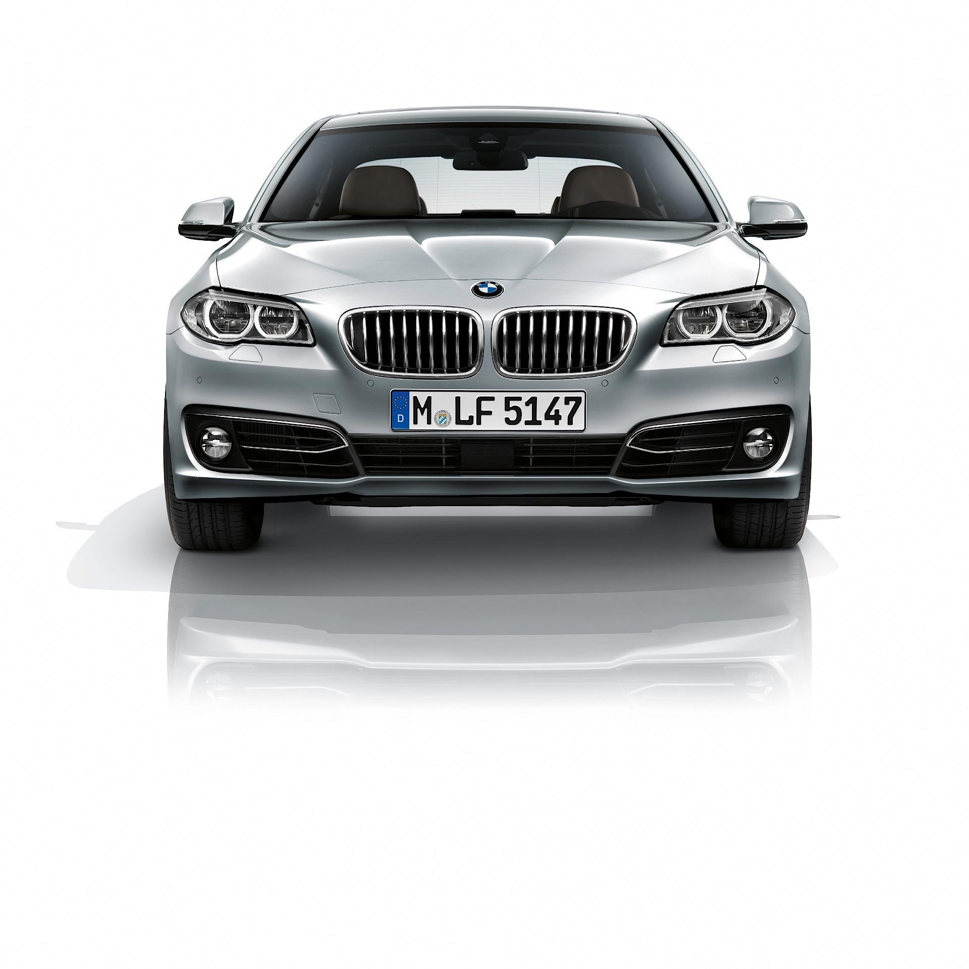 BMW 5 Series (F10) LCI Specs