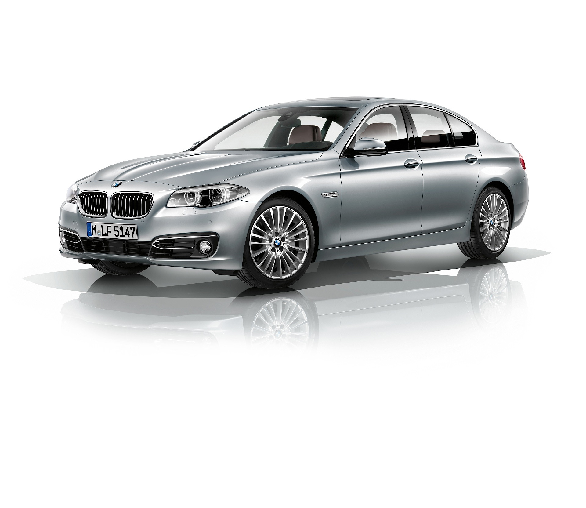 BMW 5 Series (F10) LCI Specs & Photos