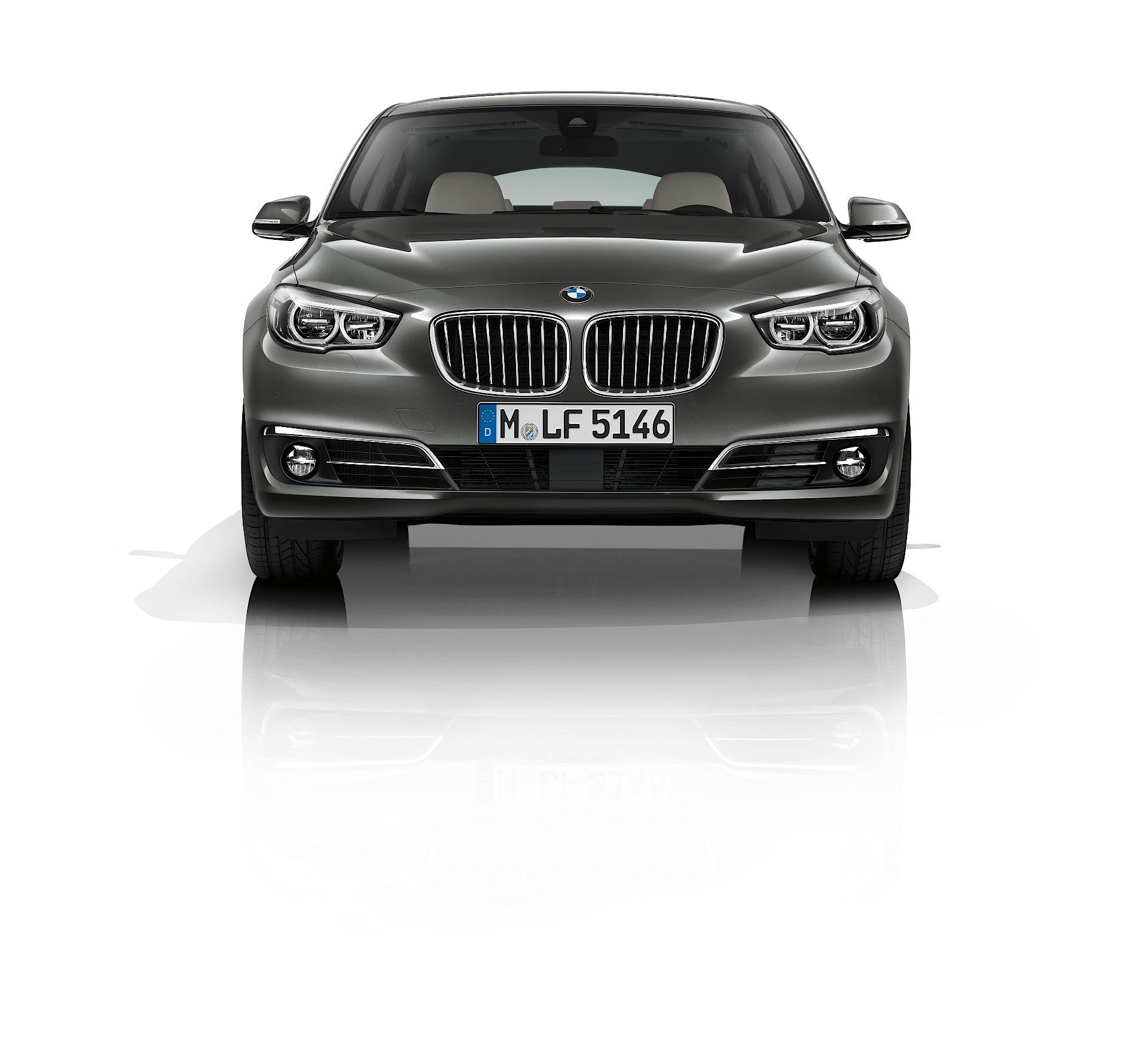 BMW 5 Series Gran Turismo LCI Specs