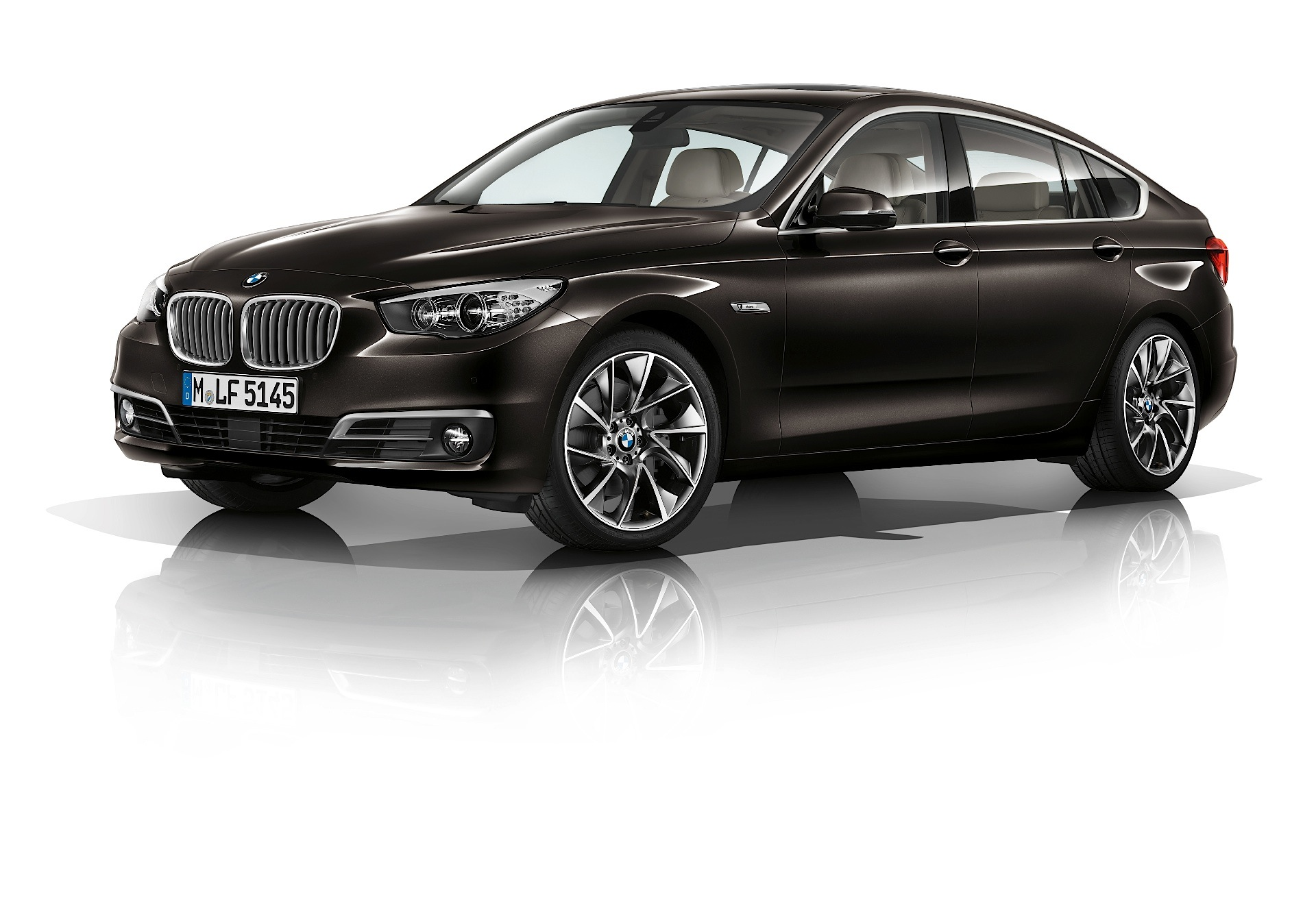 bmw 5 series gran turismo lci 2013 2014 2015 2016 autoevolution. Black Bedroom Furniture Sets. Home Design Ideas