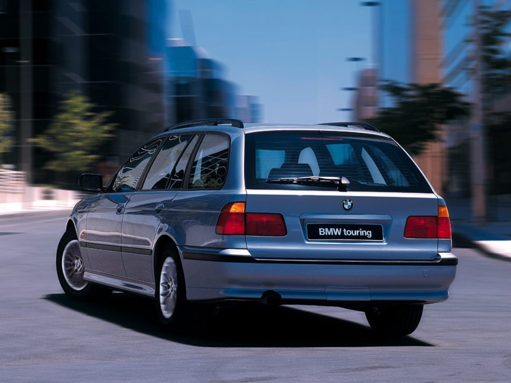 BMW 5 Series Touring (E39) specs & photos - 1997, 1998 ...