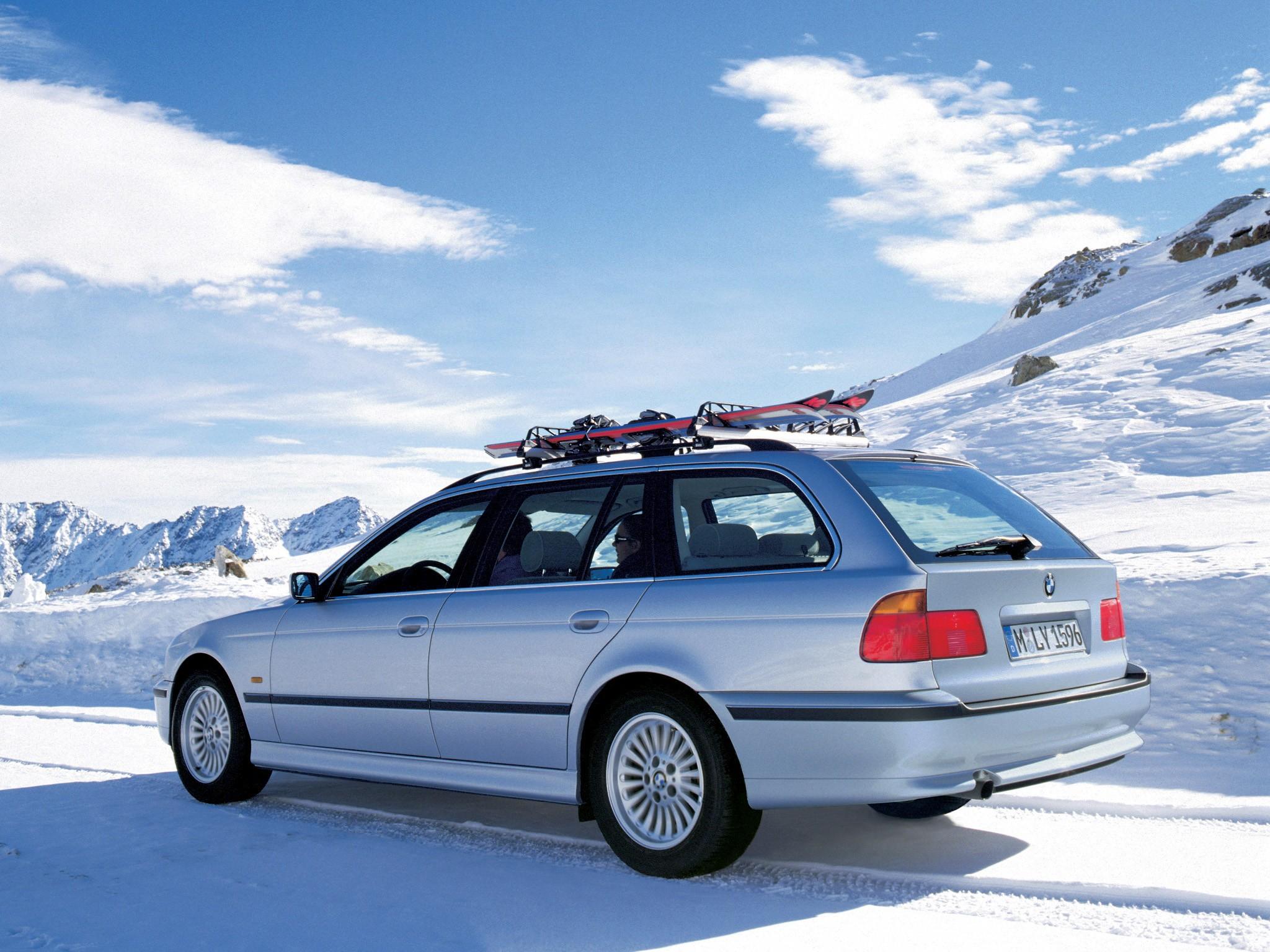 bmw 5 series touring e39 1997 2000