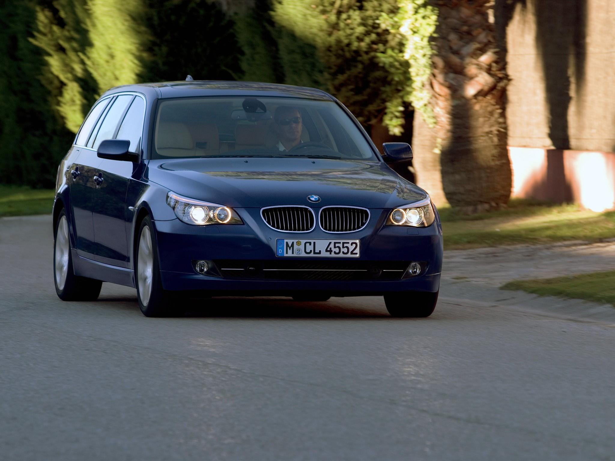 BMW Series Touring E Specs - 2010 bmw 530i