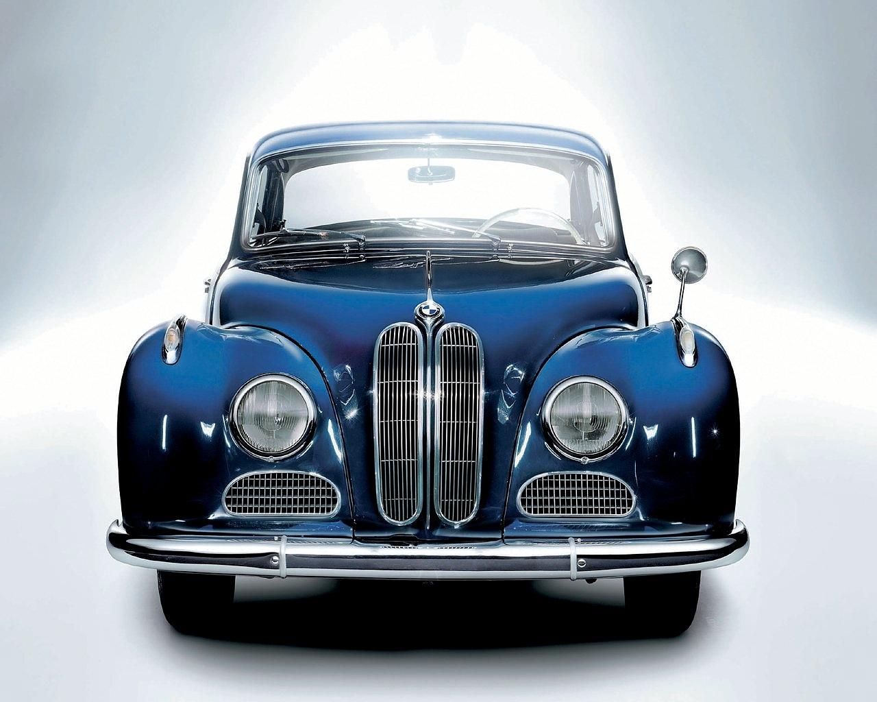 BMW 501/502 specs & photos - 1952, 1953, 1954, 1955, 1956 ...
