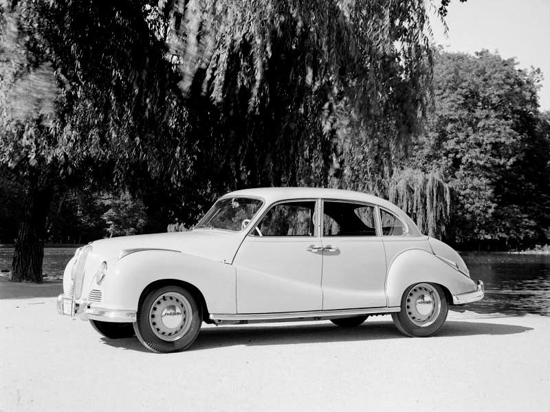 BMW 501/502 specs - 1952, 1953, 1954, 1955, 1956, 1957, 1958, 1959 ...
