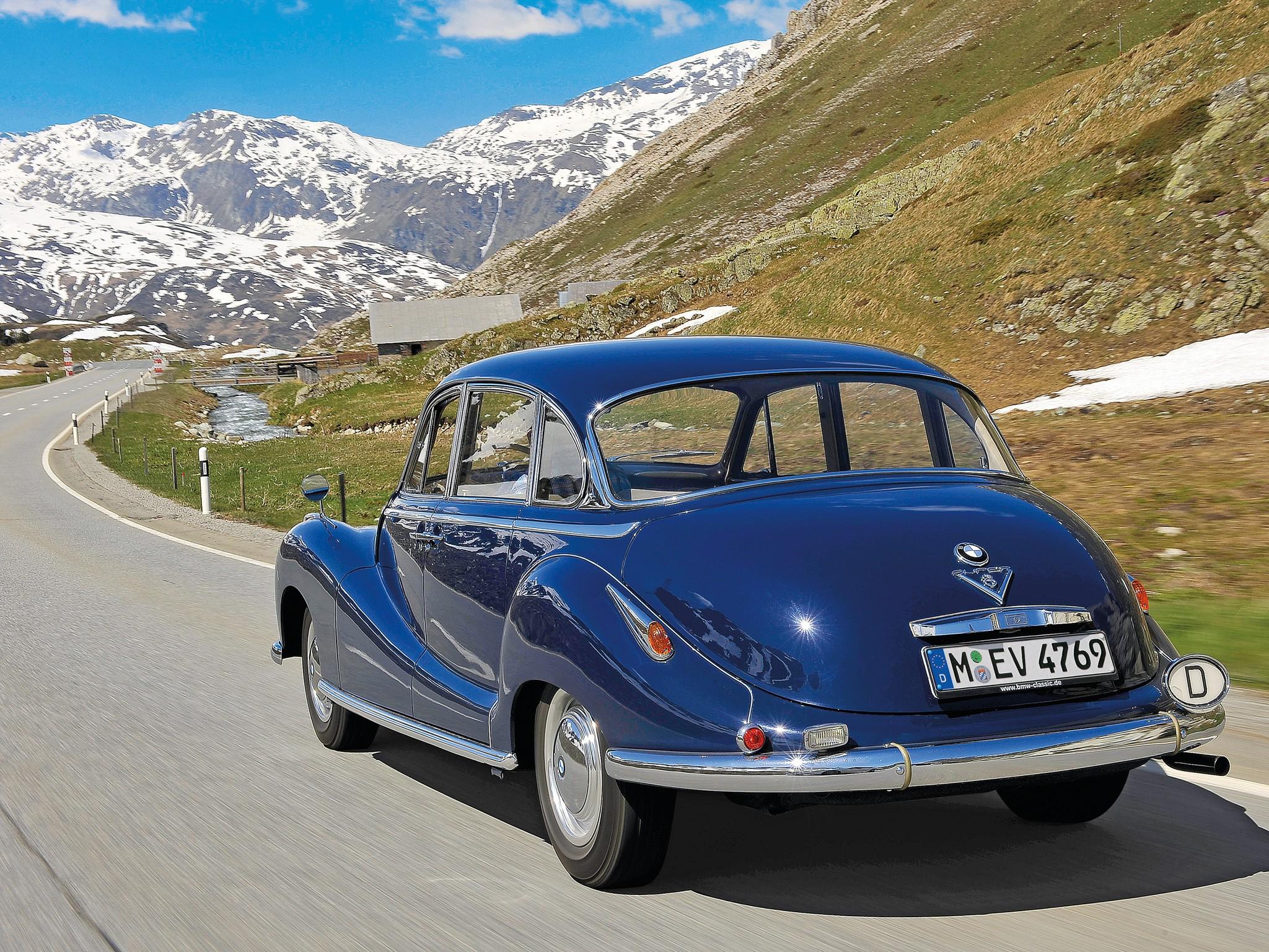 First Choice Automotive >> BMW 501/502 - 1952, 1953, 1954, 1955, 1956, 1957, 1958 ...